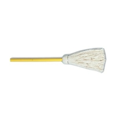 Cotton Mop Stick White - 32 Oz.