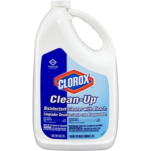 Clorox Clean Up - 128 oz.