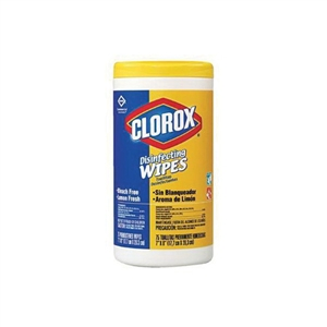 Lemon Scent Disinfecting Wipes