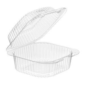 Value Pack Sandwich Clamshell Plastic Clear – 33.50 Oz.