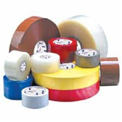 Clear Acrylic Tape Carton Seal - 3 in. x 110 yd.