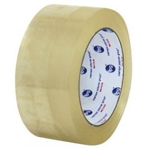 Carton Seal Clear Tape - 2 in. x 1000 yd