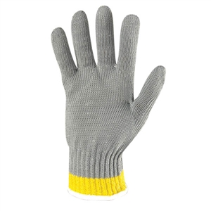 Value Series Medium Grey Heavy Weight Cut Resistant Knit Glove