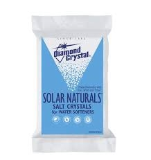 Diamond Crystal Solar Salt Bag - 50 lb.