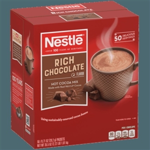 Nestle Hot Cocoa Mix Single Serve - 0.71 oz.