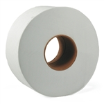 Generic White Jumbo Roll Tissue 2 Ply - 3.33 in. x 500 ft.