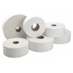 Select Choice White Jumbo Roll Tissue - 9 in. x 1000 ft.