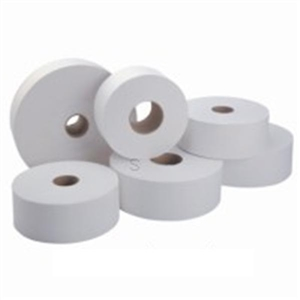 Select Choice White Jumbo Roll Tissue - 12 in. x 2000 ft.