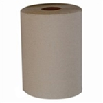 Select Choice Natural 1 Ply Hardwound Roll Towel - 350 ft.