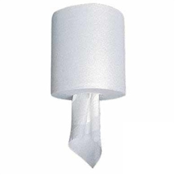 Select Choice White Hardwound Center Pull Towel - 8 in. x 660 ft.