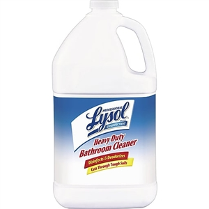 Lysol Heavy Duty Bathroom Cleaner - 1 Gallon