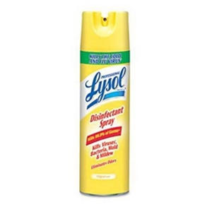 Lysol Disinfectant Spray Country Scent - 19 Oz.