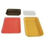 Blue Foam Tray - 8 in. x 14.75 in. in. x 0.91 in.
