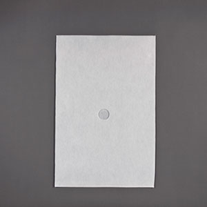 Non-Woven Filter Envelope with 1.5 in. Center Hole - 14 in. x 22.25 in.