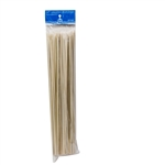 Thin Bamboo Skewers - 12 in.