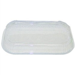 Dome For Tray Apet Clear - 12 in. x 7 in.