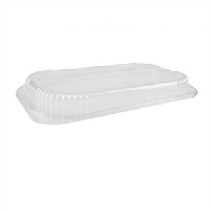 Clear Apet Dome For 12 in. x 7 in. Tray