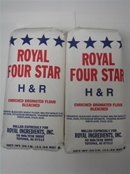 Royal 4 Star Hotel and Restaurant Enriched Flour