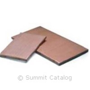 Teflon Cover For Wrapping Machine Hot Plate Tan - 8 in. x 15 in.