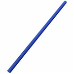 Giant Straw Apet Blue Wrapped - 8.38 in.