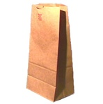 25LB Brown Paper Bag