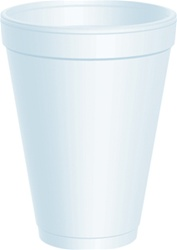 12oz Heavy Duty Foam Cups