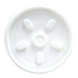Heavy Duty Plastic Lids for 8oz Cups