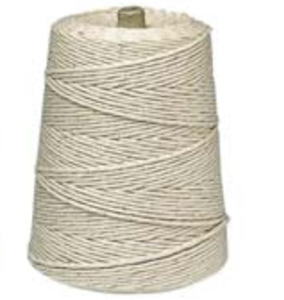 Cotton Polyester Blend 2 lb. Cone Twine 24 Ply