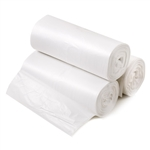 Clear Low Density Coreless Liner Roll - 33 in. x 40 in.