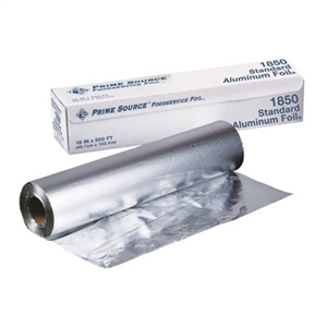 Aluminum Foil Heavy Duty Foodservice Cutter - 18 in. x 1000 ft.