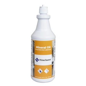 Mineral Oil Lube - 18 Oz.