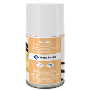 Aerosol Vanilla Metered Spray - 6.5 Oz.