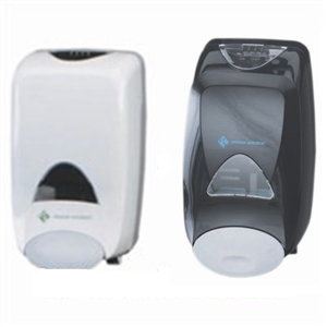 Plastic Foaming Soap Dispenser Grey - 1250 ml.