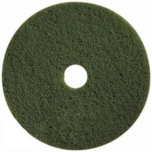 Green Scrubbing Pad - 20 in.