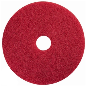 Red Buffing Pad - 20 in.