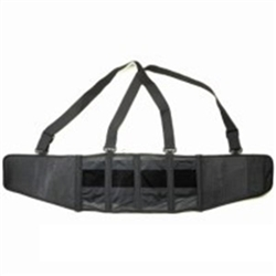 Black Back Support - Medium