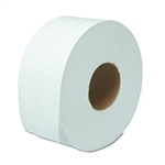 Green Source Jumbo Roll White 2 Ply Toilet Tissue - 3.55 in. x 750 ft.