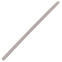 Clear Unwrapped Jumbo Straw - 7.75 in.
