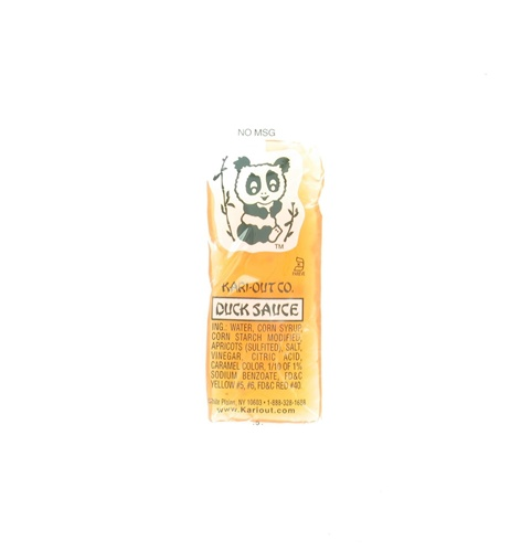 Chinese Duck Sauce Packets 500ct | Round Eye Supply