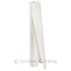 White Paper Table Cover - 40 in. x 300 Ft.