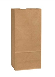 Duro Tiger Grocery Bags Kraft Paper 6 lb.