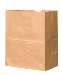 Duro Bear SOS Kraft Paper One Sixth Barrel Sacks 7 in.W x 12 in.L x 17 in.H