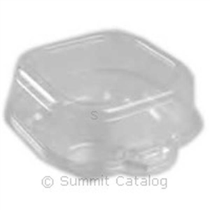 Single Cupcake Container Clear Plastic