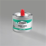 Sterno Safe Heat Green Chafing Fuel 6 Hour with Stem