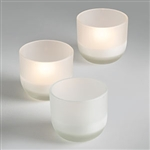 Sterno Petite Lites 8 Hour Candle Frosted Glass