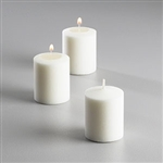 Sterno Candle Lamp 15 Hour Votive White
