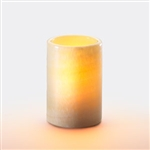 Sterno Round Alabaster Large Lamp - 4.75 in.