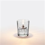 Sterno Votive Glass Lamp Clear - 2.5 in.