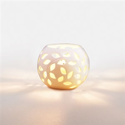 Sterno Bone Sphere Lamp - 3.25 in.