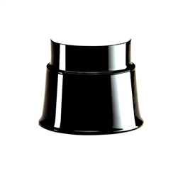 Sterno Sleeve SL90 Black Base Table Lamp